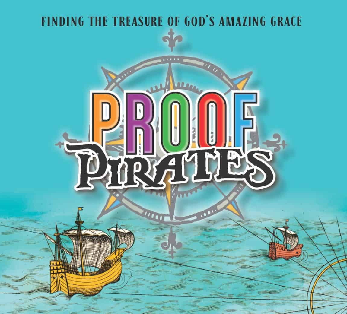 Timmy Thick Theme Song By Michael Jones: PROOF Pirates Book And Vacation Bible School Material