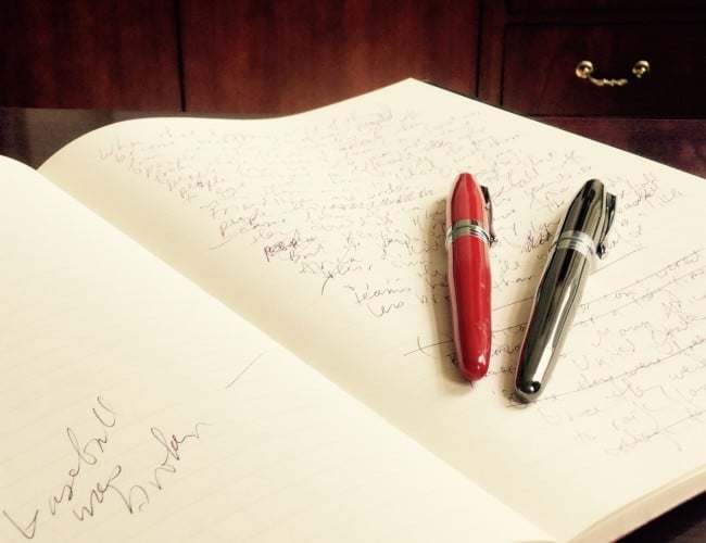 Writing: Choosing the Right Tools for Writing