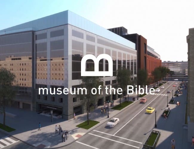 Family Ministry: Museum of the Bible, the One Trip t…